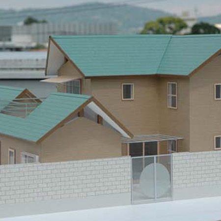 「程よい距離」の二世帯住宅
