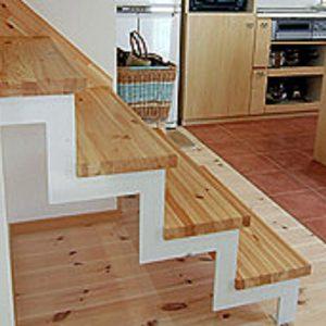 アイディア満載アイランドキッチンの家