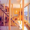狭小地対応屋上付き3階建て住宅