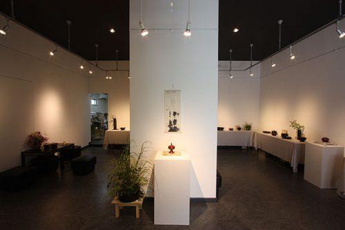 モダンな洋館な画廊